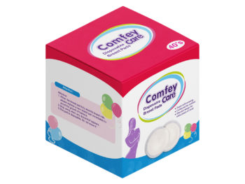 Comfey Care - Breast Pads
