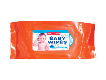 BABY TENDER - BABY WIPES
